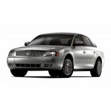 Mercury Sable - Montego 2005 to 2008 Service Workshop Repair manual