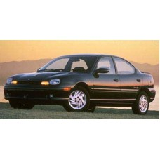 Dodge Neon 1995 to 1999 Service Workshop Repair manual