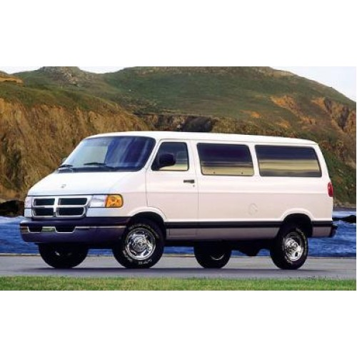 Dodge RAM VAN 1500 2500 B150 B250 B350 1989 To 1998