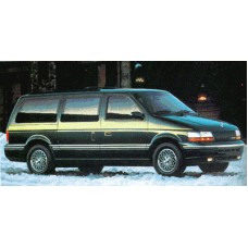 Chrysler Town and Country 1991 to 1995 Service Workshop Repair manual