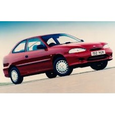 Hyundai Accent  1995 to 1999 Service Workshop Repair manual *Year Specific
