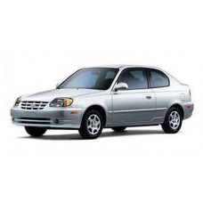 Hyundai Accent  2000 to 2005 Service Workshop Repair manual *Year Specific
