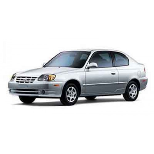 hyundai accent 2000 to 2005 service workshop repair manual. Black Bedroom Furniture Sets. Home Design Ideas