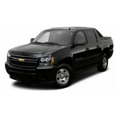 Chevrolet Avalanche 2007 to 2009 Service Workshop Repair manual
