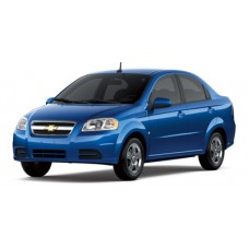 Chevrolet Aveo 2007 to 2010 Service Workshop Repair manual