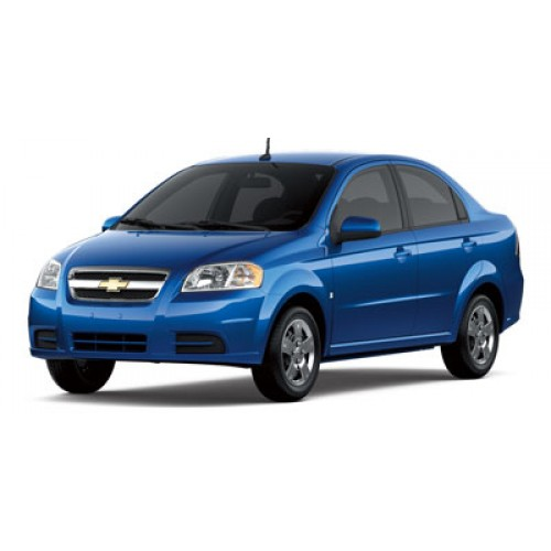 2008 chevrolet chevy aveo owners manual