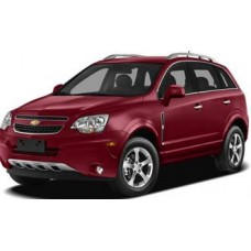 Chevrolet Captiva Sport 2008 to 2011 Service Workshop Repair manual