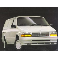 Dodge Caravan 1991 to 1995 Service Workshop Repair manual