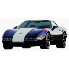 Chevrolet Corvette 1990 to 1996 Service Workshop Repair manual