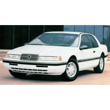 Mercury Cougar 1983 to 1997 Service Workshop Repair manual
