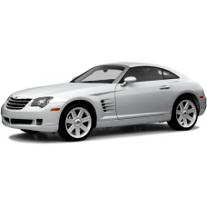 Chrysler Crossfire 2004 to 2008 Service Workshop Repair manual