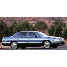 Cadillac Deville 1996 to 1999 Service Workshop Repair manual