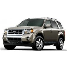 Ford Escape - Ford Escape Hybrid 2009 to 2012 Service Workshop Repair manual