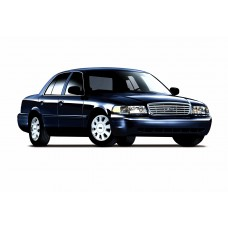 Ford Crown Victoria 1998 to 2012 Service Workshop Repair manual
