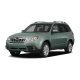 Subaru Forester 2008-2013 Service Workshop Repair manual