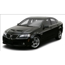Pontiac G8 2008 & 2009 Service Workshop Repair manual