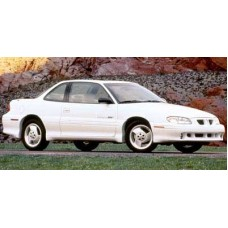 Pontiac Grand Am 1994 to 1998 Service Workshop Repair manual