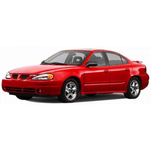 Pontiac Grand Am 1999 To 2005 Service Workshop Repair Manual