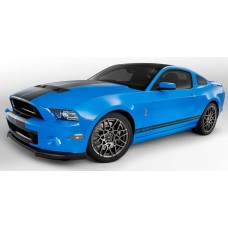Ford Mustang 2011-2012 Shelby GT500 Service Workshop Repair manual