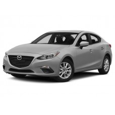 Mazda 3 2014 to 2015 Service Workshop Repair manual