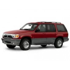 Mercury Mountaineer 1997 to 2001 Service Workshop Repair manual
