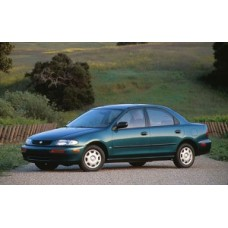 Mazda Protege 1994 to 1998 Service Workshop Repair manual