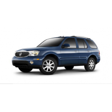 Buick Rainier 2004 to 2007 Service Workshop Repair manual