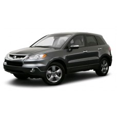 Acura RDX 2007 to 2009 Service Workshop Repair manual