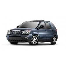 Buick Rendezvous 2002 to 2007 Service Workshop Repair manual