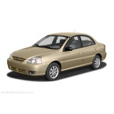 KIA RIO 2000 to 2004 Service Workshop Repair manual *Year Specific