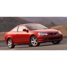 Acura RSX 2002 to 2004 Service Workshop Repair manual