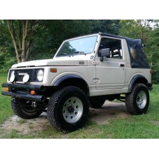 Suzuki Samurai 1986 to 1988 Service Workshop Repair manual