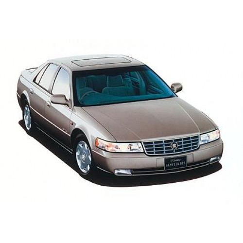 Cadillac Seville STS/SLS 1998 To 2004 Service Workshop