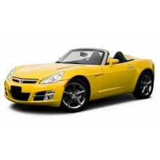 Saturn SKY 2007 to 2009 Service Workshop Repair manual