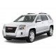GMC Terrain 2010 to 2012 Service Workshop Repair manual