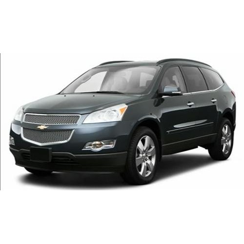 2012 Chevrolet Traverse Interior: Chevrolet Traverse 2009 To 2012 Service Workshop Repair Manual