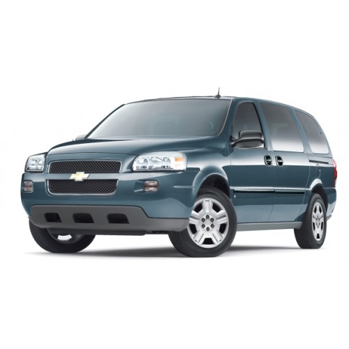chevrolet uplander 2005 to 2009 service workshop repair manual rh factorypdfservicemanuals com 2005 Chevrolet Uplander Recalls 2005 Uplander Interior