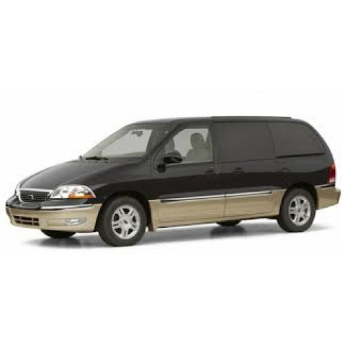 Ford Windstar Owners Manual 1999